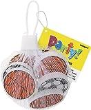 Unique Party - 74016 - Paquet de 8 Gommes en Forme de Ballons de Sport pour Pochettes - Cadeau
