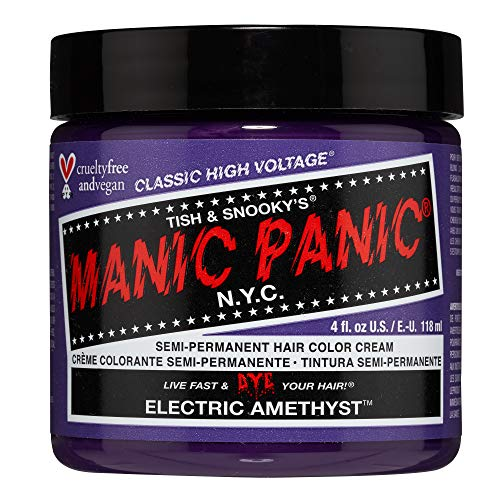 Manic Panic High Voltage Classic Coloration Semi-Permanente 118ml (Electric Amethyst)