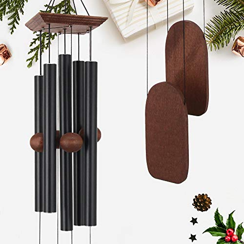 ASTARIN Wind Chimes Outdoor Large Deep Tone, Memorial...