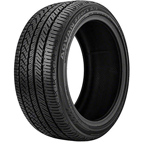 Yokohama ADVAN Sport A/S All-Season Radial Tire - 245/45R20 103Y