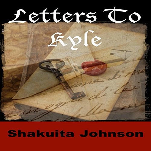 Letters to Kyle audiobook cover art