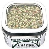 Big Sur Gourmet Bread Dipper - Premium Dip Seasoning Spice Blend - Restaurant Style Gourmet Spice Mix - Bread Dipping Seasoning Mix - 3 oz (85g)