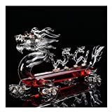 Dragon Shape Decanter Wine Separator Red Wine Personality Wine Jug Household High Grade European Style Artwork 1200ml