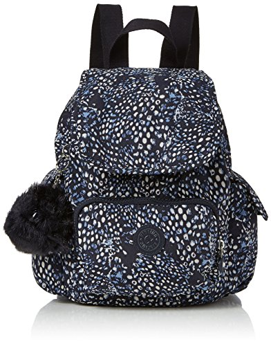 Kipling - City Pack Mini, Mochilas Mujer, Varios colores (Soft Feather), 14x27x29...