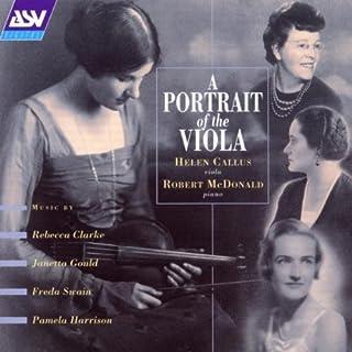 Rebecca Clarke: A Portrait of the Viola (2002-05-03)