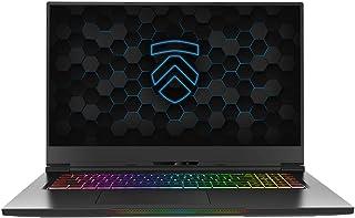Eluktronics MAX-17 Covert Gamer Notebook PC: Intel i7-10875H 8-Core NVIDIA GeForce RTX 2070 144Hz Calibrated FHD IPS W10 H...