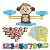Faviye - Báscula Digital para niños, Juguete para Aprender a precoz, matemáticas