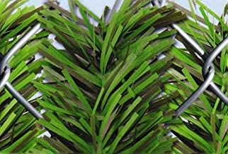 Forevergreen Hedge Slats for 5' Chain Link Fence - MADE IN THE USA!