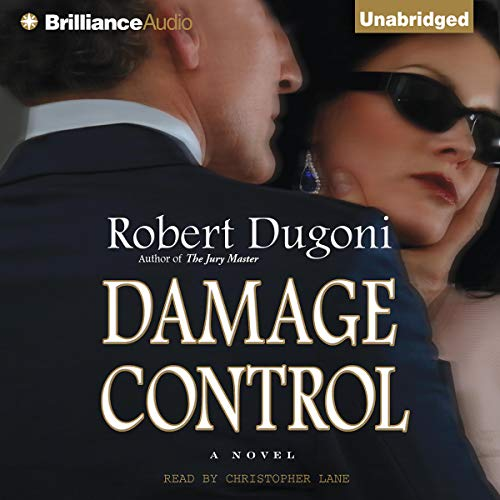 Damage Control audiobook cover art