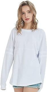Best womens long sleeve jersey shirt Reviews