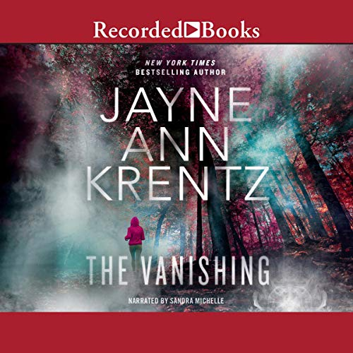 The Vanishing Audiobook By Jayne Ann Krentz cover art