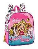 Barbie Celebration - Zaino ufficiale per bambini, 220 x 100 x 270 mm