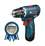 Best Brushless Drills - Bosch PS32-02 12-volt Max Brushless 3/8-Inch Drill/Driver Kit Review
