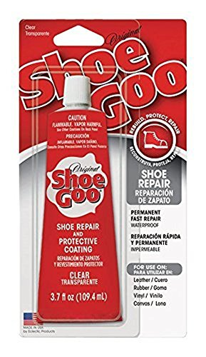 Shoe Goo Repair Adhesive for Fixing Worn Shoes or Boots, Clear,...