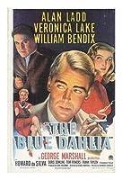 The Blue Dahlia 0445043539 Book Cover
