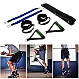 Wowelife Vertical Jump Trainer Equipment Bounce Trainer Device Leg Strength Training Bands for Agility, Strength Speed Fitness Basketball Volleyball Football