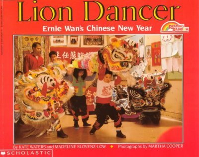 Lion Dancer: Ernie Wan's Chinese New Year Lion Dancer