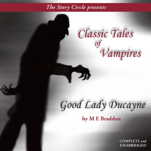 Good Lady Ducayne audiobook cover art