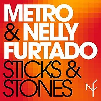 Sticks & Stones [Mojito Remix]