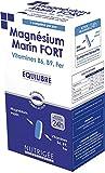 Magnésium Marin FORT + Fer + Vitamine B6 B9 Magnésium 300 mg • Comprimé bicouche efficacité 24h • 60 comprimés • Equilibre et Anti-fatigue • Fabriqué en France • Nutrigée