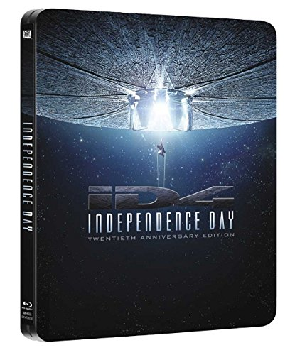 Independence Day - Exklusive Extended Cut - Limited Steelbook Edition (Deutsche Version) (Blu-ray)