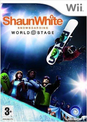 Shaun white snowboarding : world stage [Importación francesa]