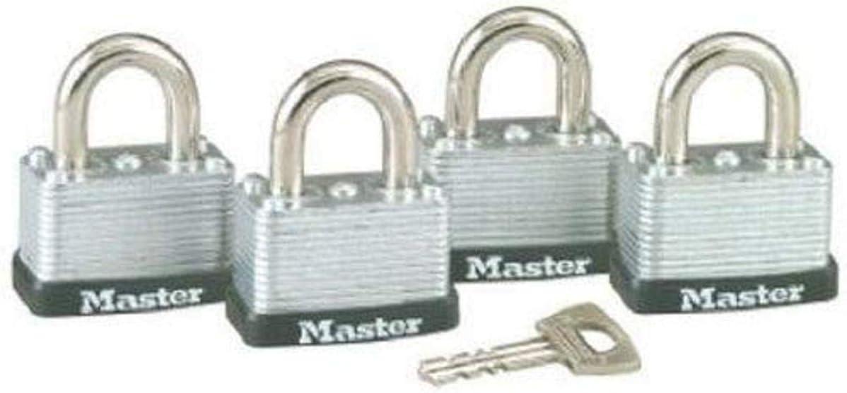 Master Lock 3009D Oakland Shipping included Mall Keyed-Alike Warded 1-1 Padlock Steel 2-inch