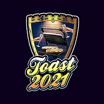 Toast 2021 (feat. aDell, DJ Krybbedød & Lil C.U.M.)