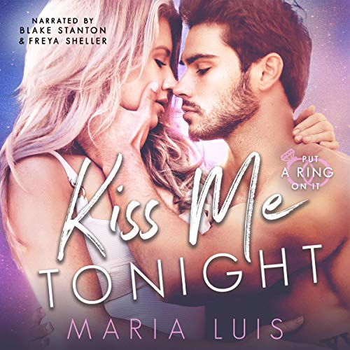 Kiss Me Tonight audiobook cover art