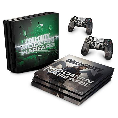 Skin Adesivo para PS4 Pro - Call Of Duty Modern Warfare