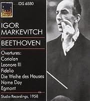Overtures by L.V. Beethoven (2009-11-24)