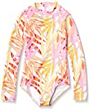 Billabong Girls' Oceans Away Bodysuit, Multi, L/12