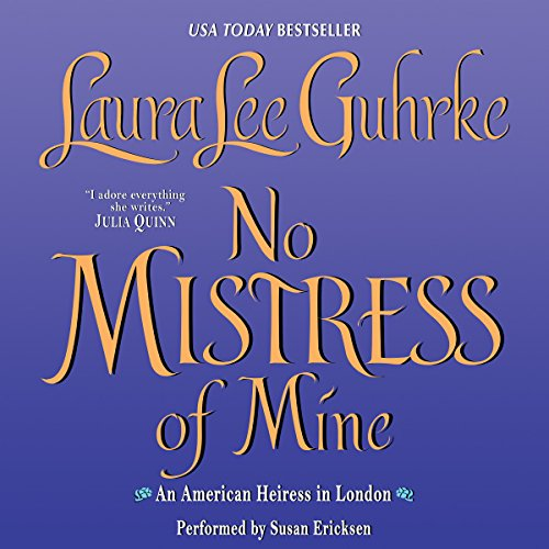 No Mistress of Mine  By  cover art