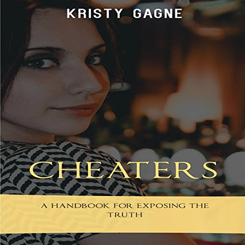 Cheaters audiobook cover art