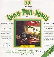Vol. 1-Irish Pub Songs