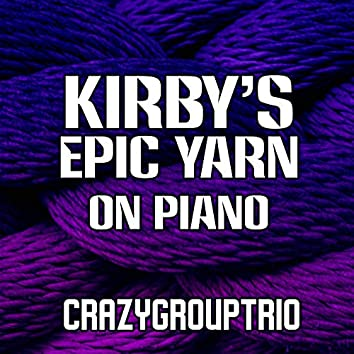 Kirby's Epic Yarn: On Piano