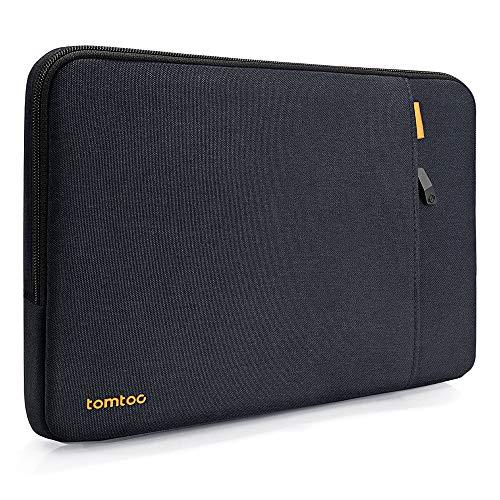 tomtoc Funda Blanda para 15 MacBook Pro con USB-C A1990 A1707, 15,6