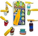 Open Soda & Water Plastic Caps EZ | Bottle Opener | Soup Pull Tab | Arthritis Helpers | Elderly | mO EXTREME | Fridge Magnetic | Ergonomic | Weak Hands Help | Bottle Opener Gift | Magnets-Twist off ez
