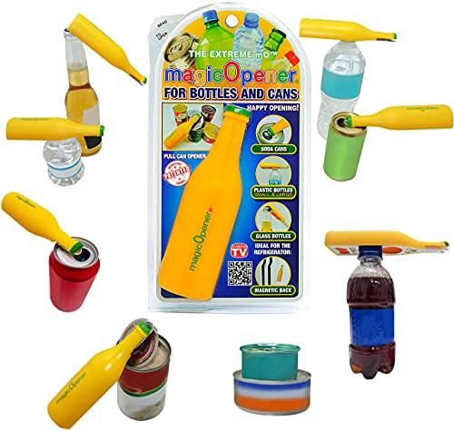 Open Soda & Water Plastic Caps...