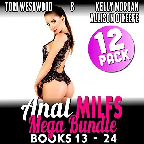 Anal MILFs Mega Bundle 12-Pack cover art