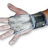 JerkFit WODies Hand Grips with Wrist Wraps for...