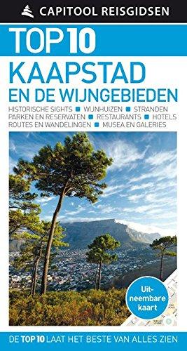 Kaapstad en de wijngebieden (Capitool Reisgidsen Top 10)
