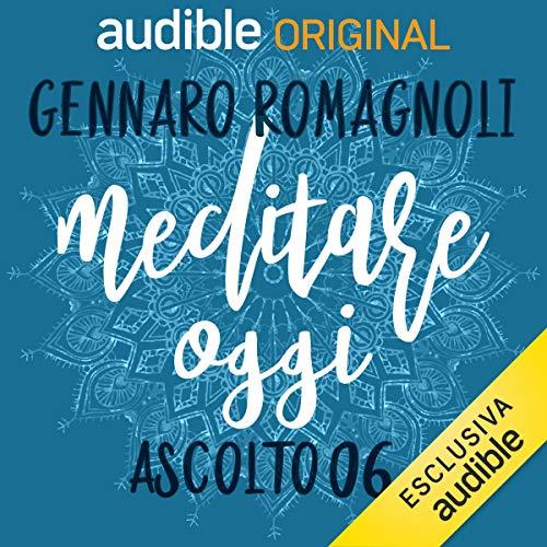 Il modello scientifico della meditazione - Ascolto 6 copertina