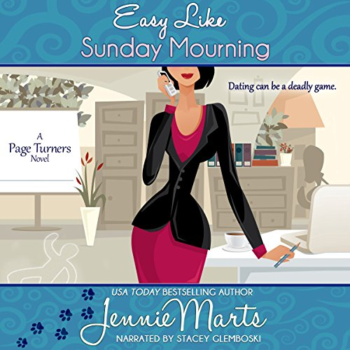Easy like Sunday Mourning audiobook cover art
