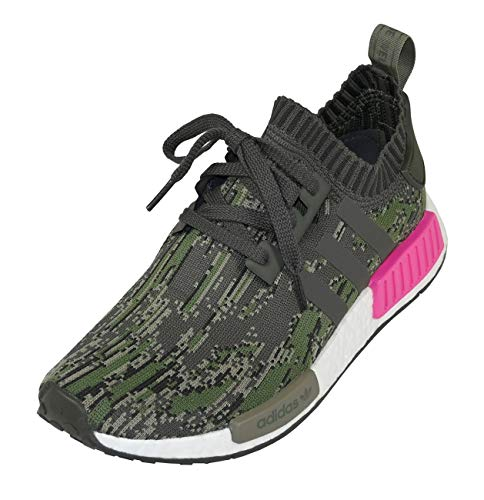 adidas Damen Sneaker Low NMD_R1 Primeknit