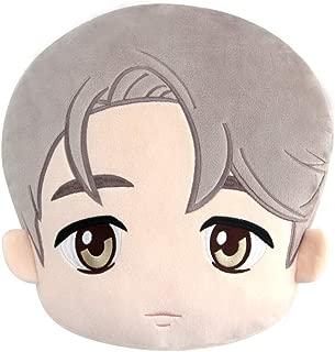 NARA HOME DECO BTS Character Official Merchandise BTS Character Face Cushion Jimin