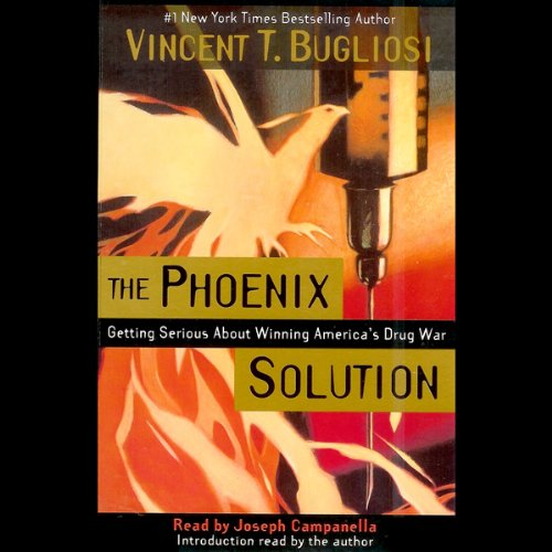 The Phoenix Solution audiobook cover art