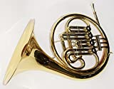 Cher rystone 0754235505013 French Horn BB Trompa con stopfventil Incluye maletín
