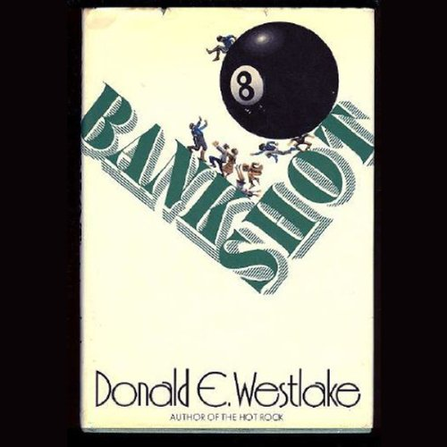 Bank Shot audiobook cover art