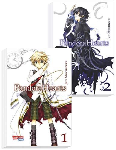 [画像:Pandora Hearts Doppelpack 1-2: Starterpack]
